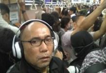 Ricky Tamba/Foto Dok. Pribadi/Nusantaranews