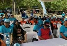 Sosialisasi bersih-bersih pantai dan penanaman pohon/Foto Dok. Pribadi/Nusantaranews