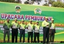 TMMD Imbangan Madiun. (Foto Rantelino/Nusantaranews)