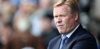 Pelatih Everton, Ronald Koeman. (Getty Images)