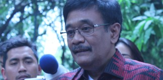 Djarot Saiful Hidayat. Foto Richard Andika/ NusantaraNews
