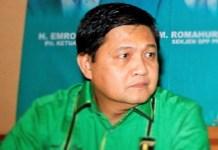 Ahmad Yani, Anggota DPR 2009-2014. Foto: Dok. Istimewa