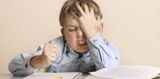 Anak Kesulitan Menulis dan Baca (Foto Ilustrasi/Istimewa)
