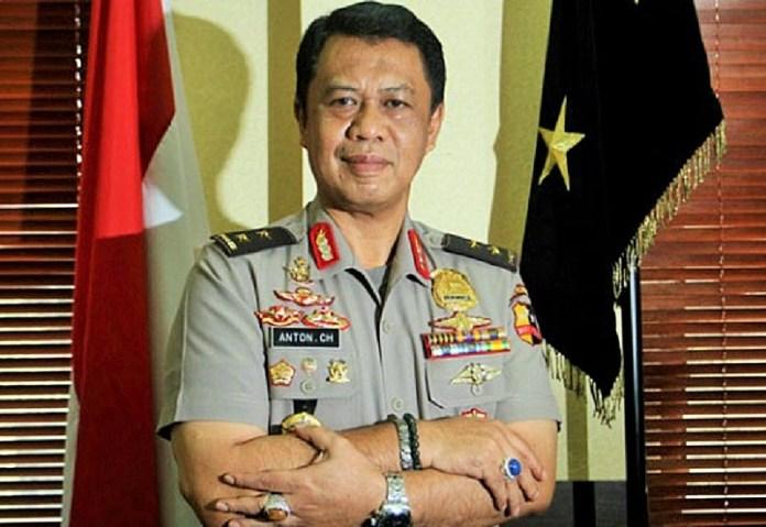 Mantan Kapolda Jawa Barat (Jabar) Inspektur Jenderal Anton Charliyan. (Foto: Inibiodata)