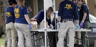 Federal Bureau Investigation (FBI) (Foto via times)