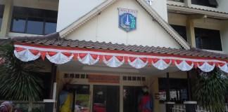 Kantor Kelurahan Cilandak Barat, salah satu kelurahan sadar hukum yang ditetapkan Kemenkumha. Foto: Dok. arifinnursalim