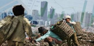 Meski pembangunan infrastruktur marak, taraf hidup masyarakat Indonesia tak kunjung membaik. Jokowi-JK dinilai telah gagal. (Foto: Grafis/Istimewa)