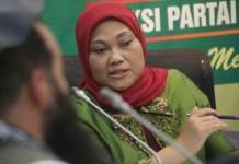 Ketua Umum LKKNU Ida Fauziyah. Foto: Dok. Fraksi PKB