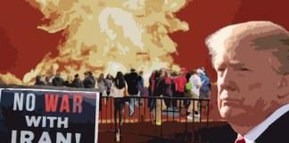 Ilustrasi Ledakan Nuklir