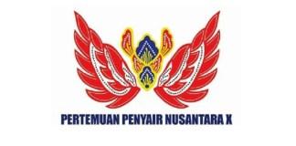 Maklumat Pertemuan Penyair Nusantara X 2017 (Logo). Ilustrasi: Istimewa/ NusantaraNews