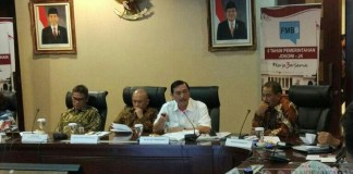 Luhut Binsar Pandjaitan (Foto Andika/Nusantaranews.co)