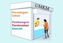 Persaingan UMKM (Ilustrasi). Foto: Dok. Muria News