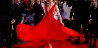 Red karpet pembukaan Fetival Film London 61 (Foto: Reuters)