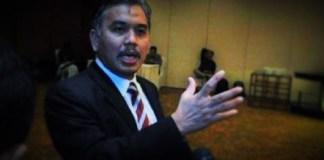 Dr. Syahganda Nainggolan, Sabang Merauke Circle. Foto: Dok. Istimewa/ NNCart