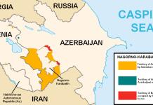 Peta geopolitik Turki-Azerbaijan. (Foto: Worldpolicy)