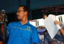 Wakil Ketua Umum Dewan Pimpinan Pusat Konfederasi Serikat Pekerja Seluruh Indonesia (DPP KSPSI), Jumhur Hidayat. Foto: depenasgaspermindo