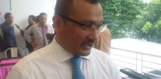Ferdinand Hutahaean (Foto: Ucok A/Nusantaranews.co)