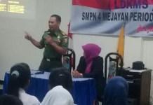 LDKMS SMPN 4 MEJAYAN MADIUN. Foto Timbul/ NusantaraNews