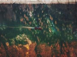 Perahu Ajabi di Danau (Ilustrasi). Foto: Dok. Ekerk