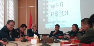 Majelis Kehormatan Disiplin Kedokteran Indonesia gelar jumpa pers (Foto: Restu Fadilah/Nusantaranews.co)