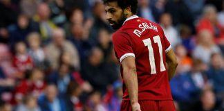 Pemain internasional Mesir dan klub Liverpool, Mohamed Salah. Foto: Reuters