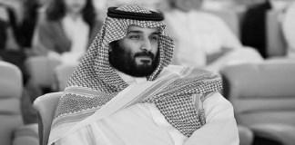 Putra Mahkota Mohammed bin Salman. Foto: AFP/Getty Images