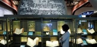 Musium Alkitab Washington (Reuters)
