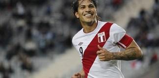 Striker Peru Paolo Guerrero gagal dalam tes doping. (Foto: FIFA)