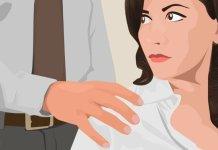 ILUSTRASI: Pelecehan seksual. Foto: HR Over Coffee