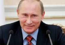 Presiden Rusia, Vladimir Purin. (Getty Images)