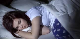 Terjaga di tengah malam sangat menganggu. Foto: Thinkstock