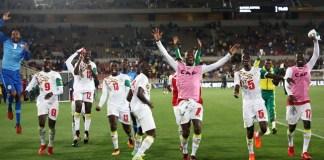 Timnas Senegal Lolos Piala Dunia 2018 (Foto AFP)