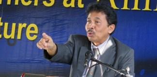 Rektor Universitas Islam Negeri Sunan Kalijaga (UIN) Yogyakarta, Yudian Wahyudi. Foto: Dok. Jogpaper.com
