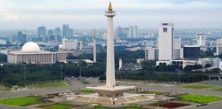 Ibu kota Indonesia, Jakarta. Foto: Istimewa