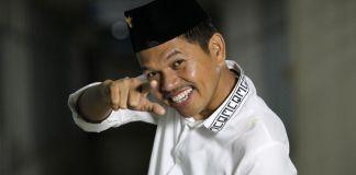Bupati Purwakarta, dan salah satu kader terbaik partai Golkar Jawa Barat, Dedi Mulyadi. Foto: Andreas LA/Via Kompas.com