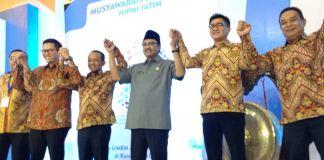 Himpunan Pengusaha Muda Indonesia (HIPMI) Jawa Timur (Foto Tri Wahyudi)