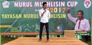 engurus Besar Persatuan Tenis Meja Seluruh Indonesia, Nur Faizin. Foto: Istimewa