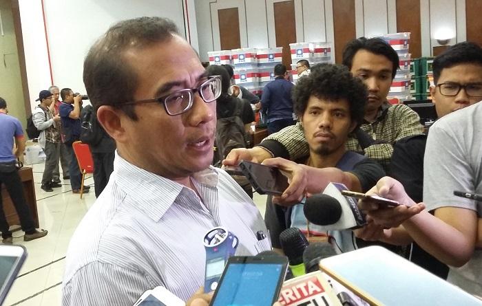 Image result for Komisioner Komisi Pemilihan Umum (KPU) Hasyim Asy'ari