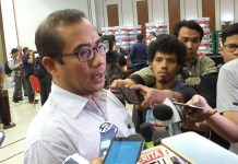 Komisioner Komisi Pemilihan Umum (KPU) RI, Hasyim Asy'ari (Foto: Ucok A/Nusantaranews.co)