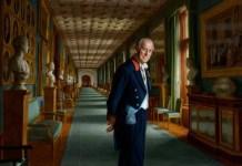 Lukisan Terbaru Pangeran Philip karya seniman Australia, Ralph Heimans. Foto: Dok. Reuters