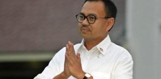 Sudirman Said (Foto via tempo)