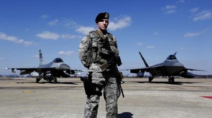 Angkatan Darat Amerika Serikat (USAF). Foto: Getty Images