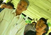 Gubernur Jateng Ganjar Pranowo (Fo to Istimewa/Nusantaranews)