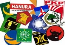 (Ilustrasi). Partai politik (Parpol) di Indonesia. Foto: Net/Ist