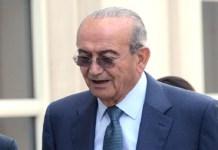 Miliarder Palestina, Sabih Al-Masri ditahan Arab Saudi di Riyadh. Foto: REUTERS