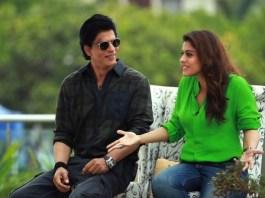Kajol dan Shahrukh di Film Delwale (Ilustrasi pasangan perempuan yang cerdas). Foto Crop via YouTube