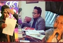 Malkan Junaidi, Bernando J. Sujibto dan Narudin Pituin. Ilustrasi Foto: NusantaraNews