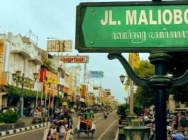 Jalan Malioboro siang hari. Foto: Dok. UlinUlin