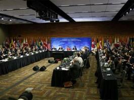 Pertemuan Vancouver/Sumber foto: sputnik