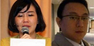 Veronica Tan dan good friend, Julianto Tio. Ilustrasi Foto: NusantaraNews